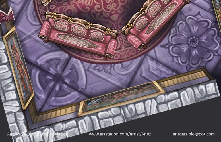 Agnieszka dabrowiecka east tapestry chamber