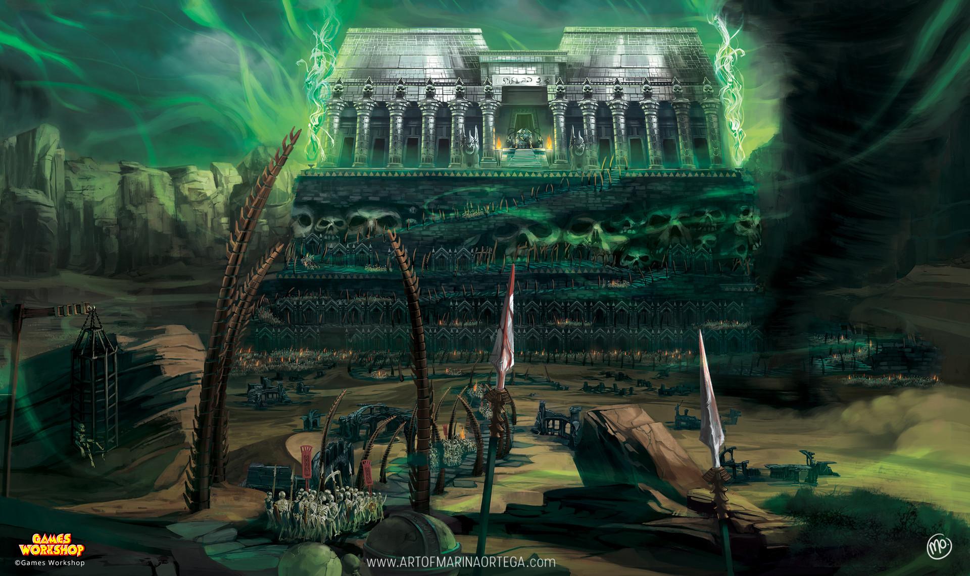 Marina ortega realm of death realmgate wars 2 balance of power www artofmarinaortega com marinaortega