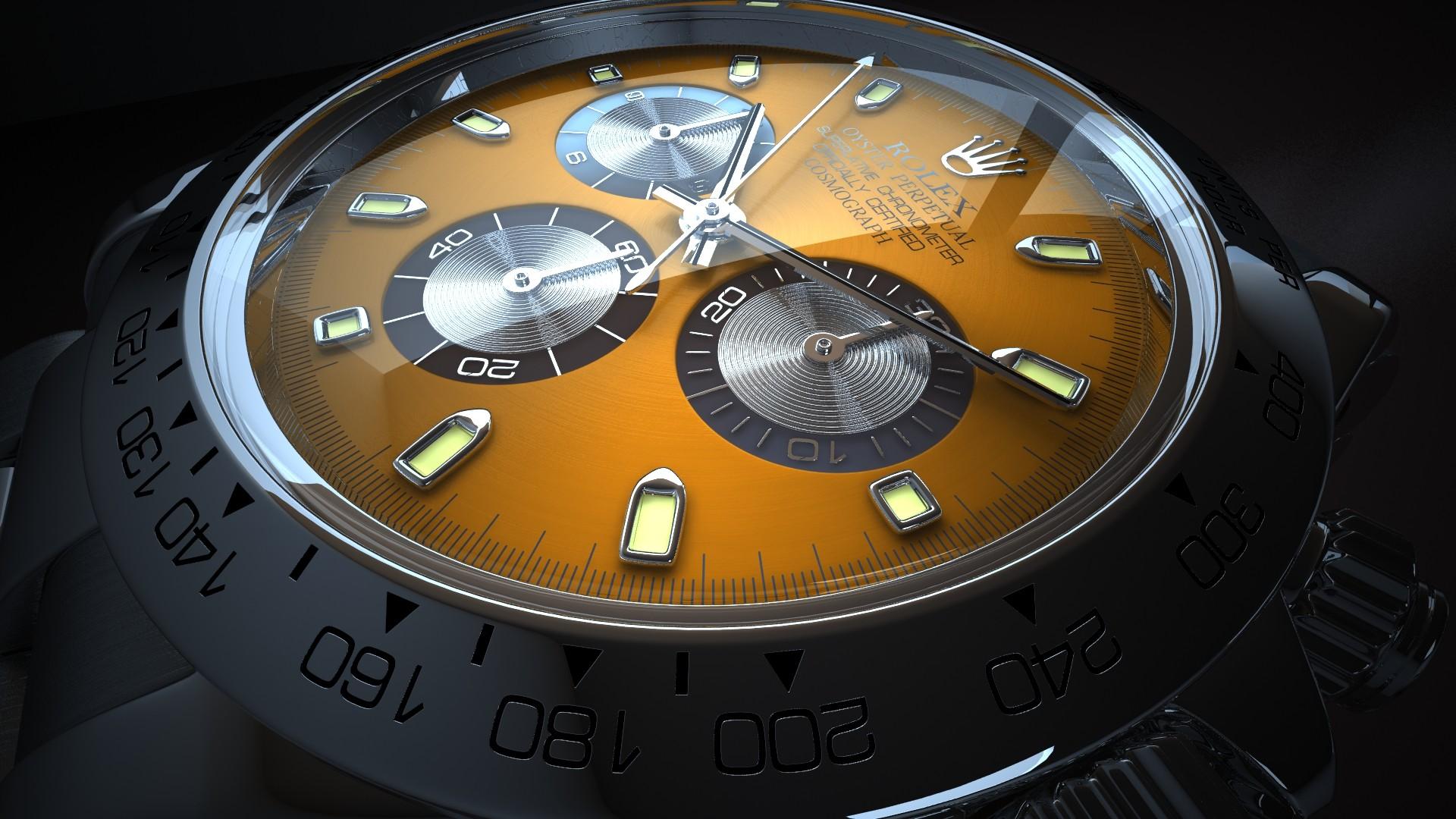 ArtStation - Rolex Daytona, Dirk Steffens