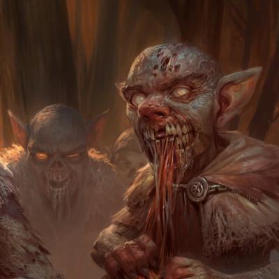 Devin platts zombie goblins retake final