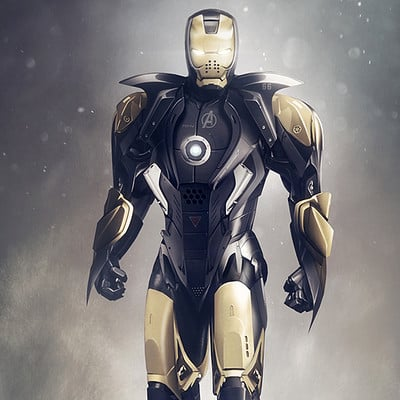 Encho enchev iron man design3