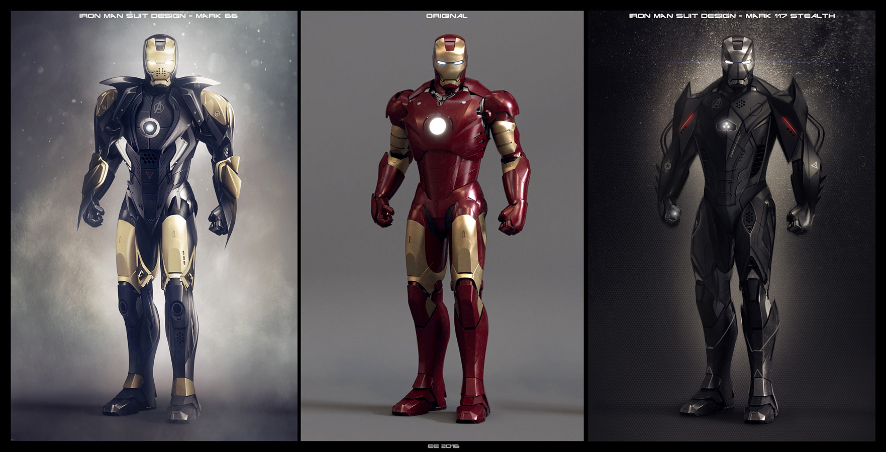 how to build a suit like iron man