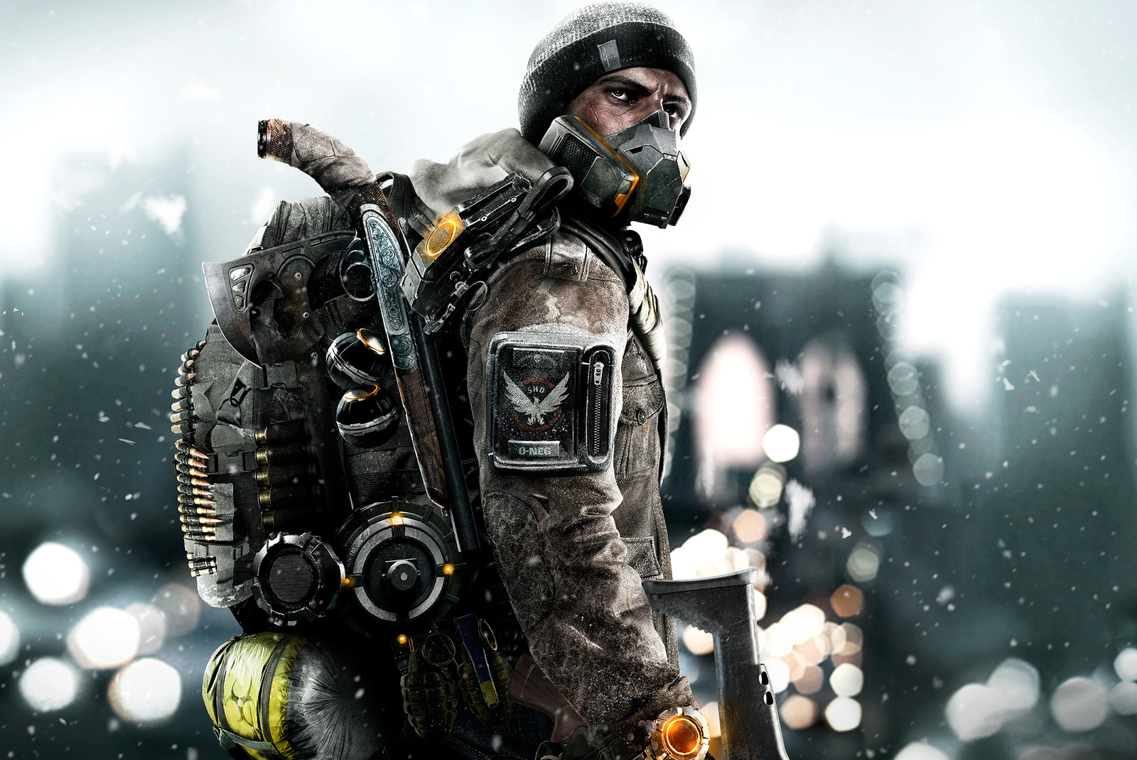 The Division: Season Pass Keyart