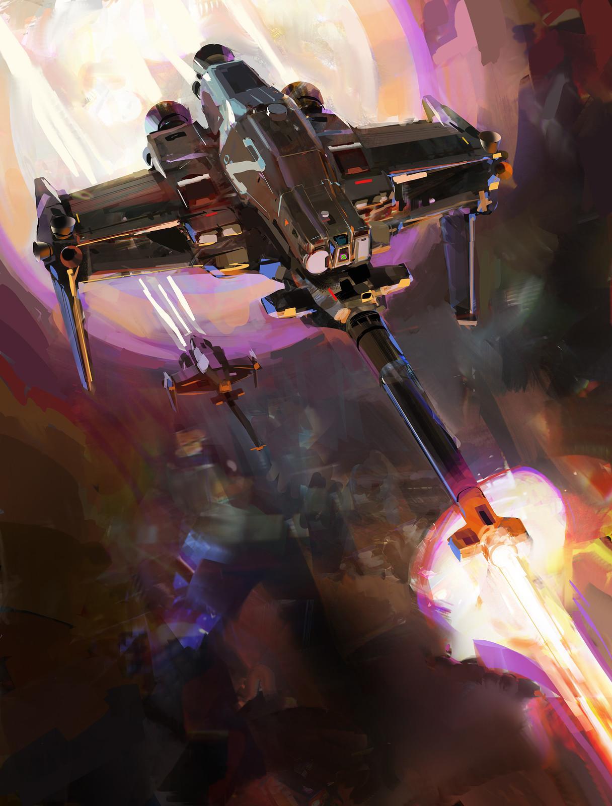 Spaceship Morsus