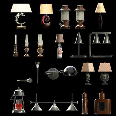 Sergei orlov lamp