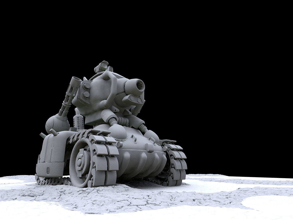 David a ferreira slugtank cloudy test01 clay