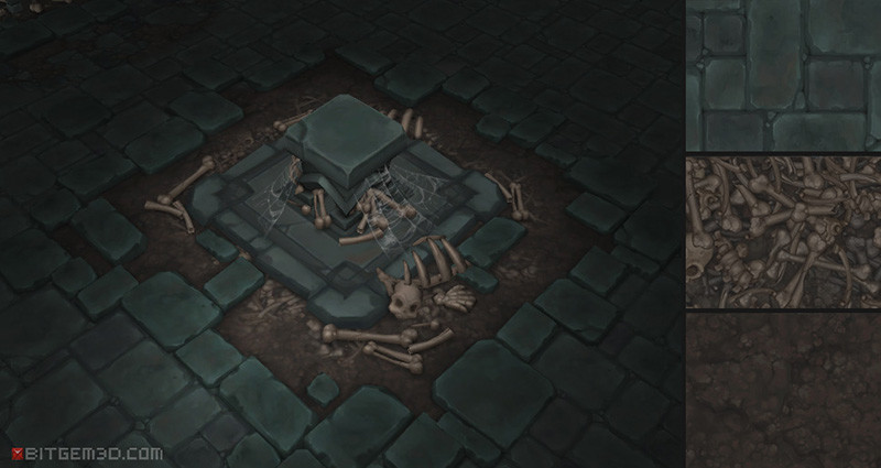 Antonio neves crypt bitgem render 01