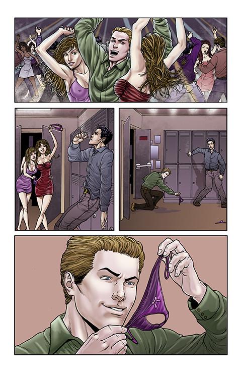 Gustavo melo pagine 13 lesbian zombies baixa