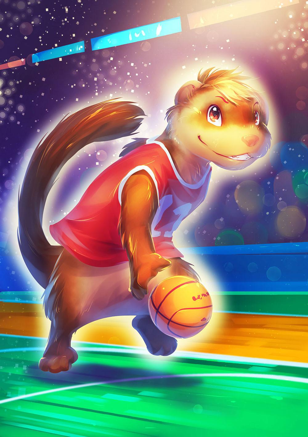 Iva vyhnankova basketak