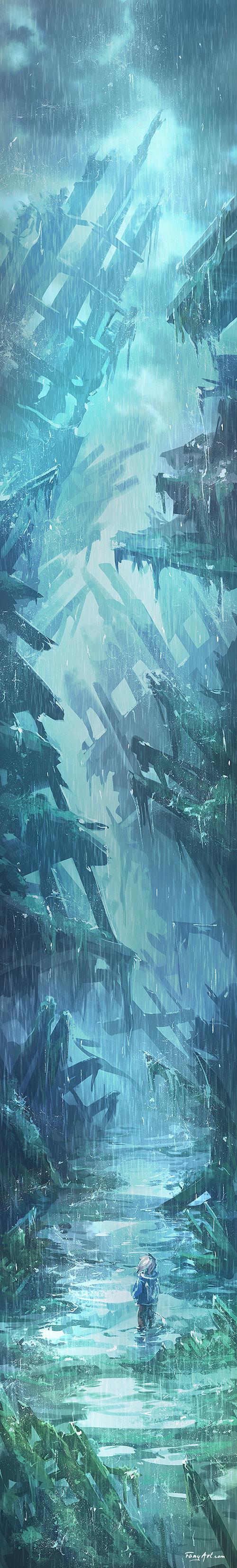 Iva vyhnankova rain2 500