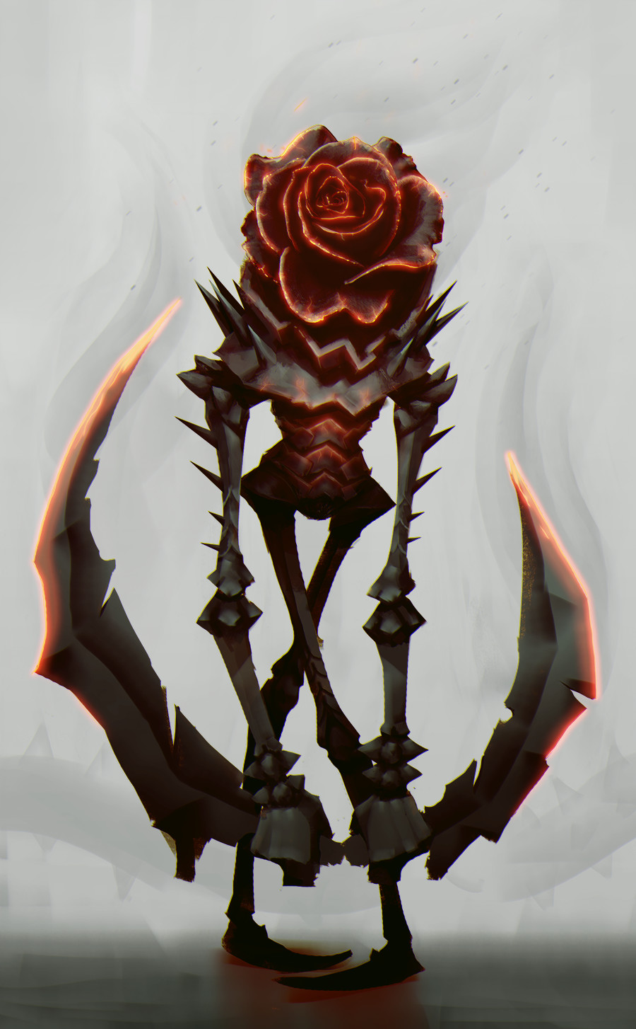 Alexis rives rose demon final