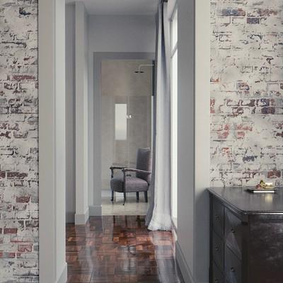 Kless gyzen hallway
