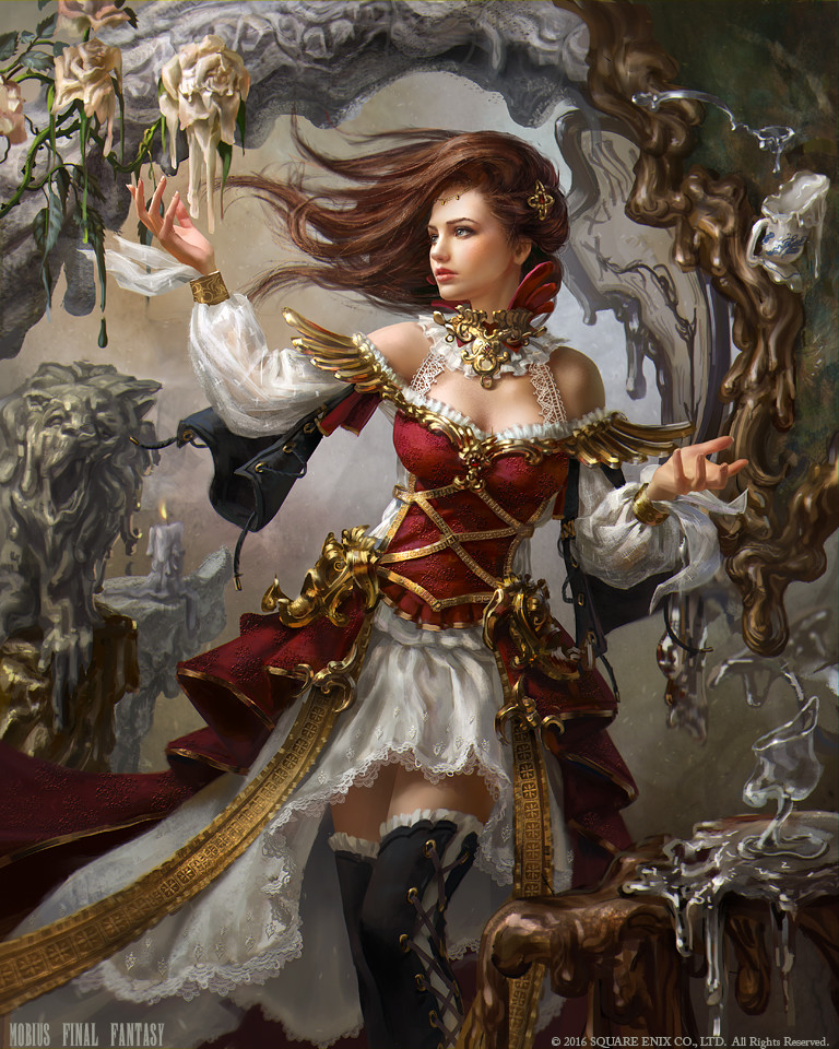 Legend of cryptids dark queen guinevere pity, that