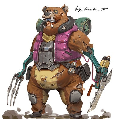 Rock d 20160224bear3 copy