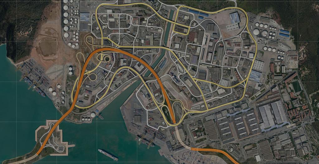 District detail.