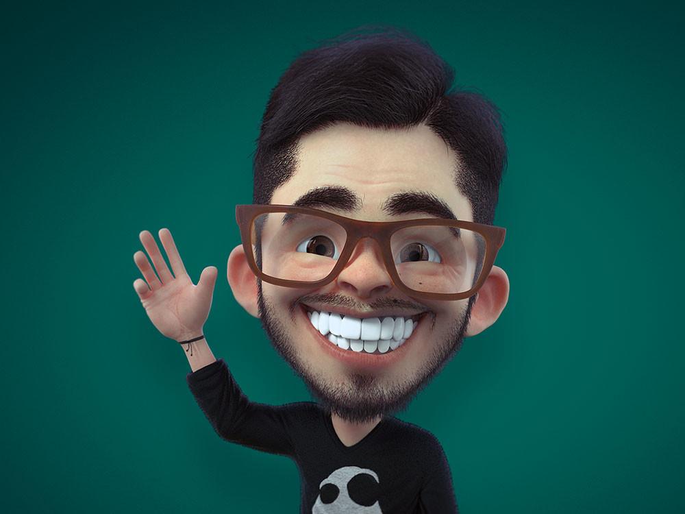 Pablo munoz gomez zbg 3d avatar