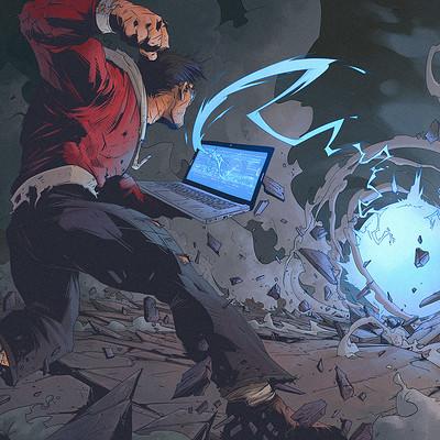 Tonton revolver clash of code