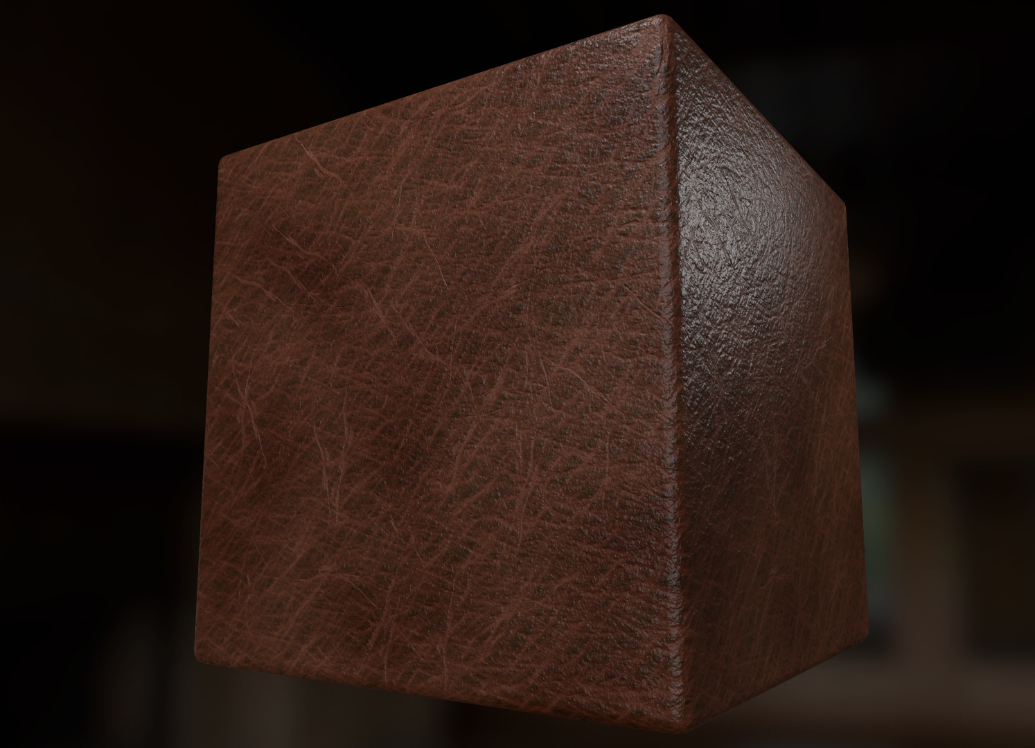 Leather - Substance Designer