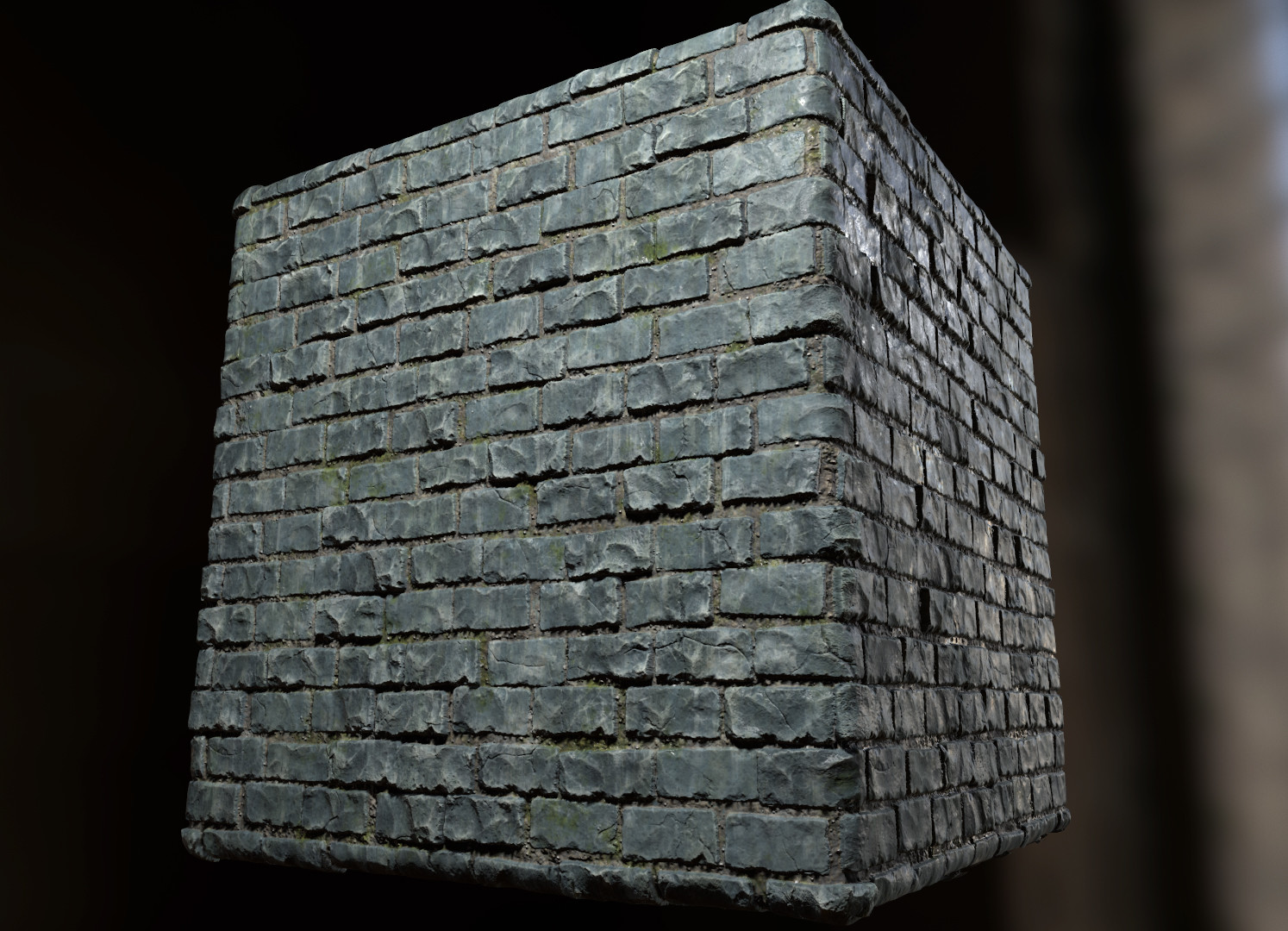 Procedural Brick - Substance Designer