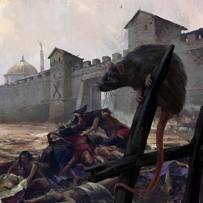 Vilius petrauskas plague of justinian