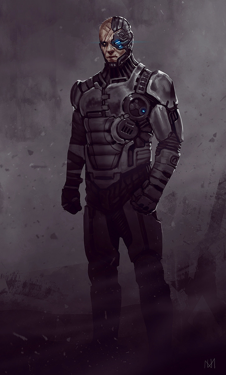 Nagy norbert cyborg