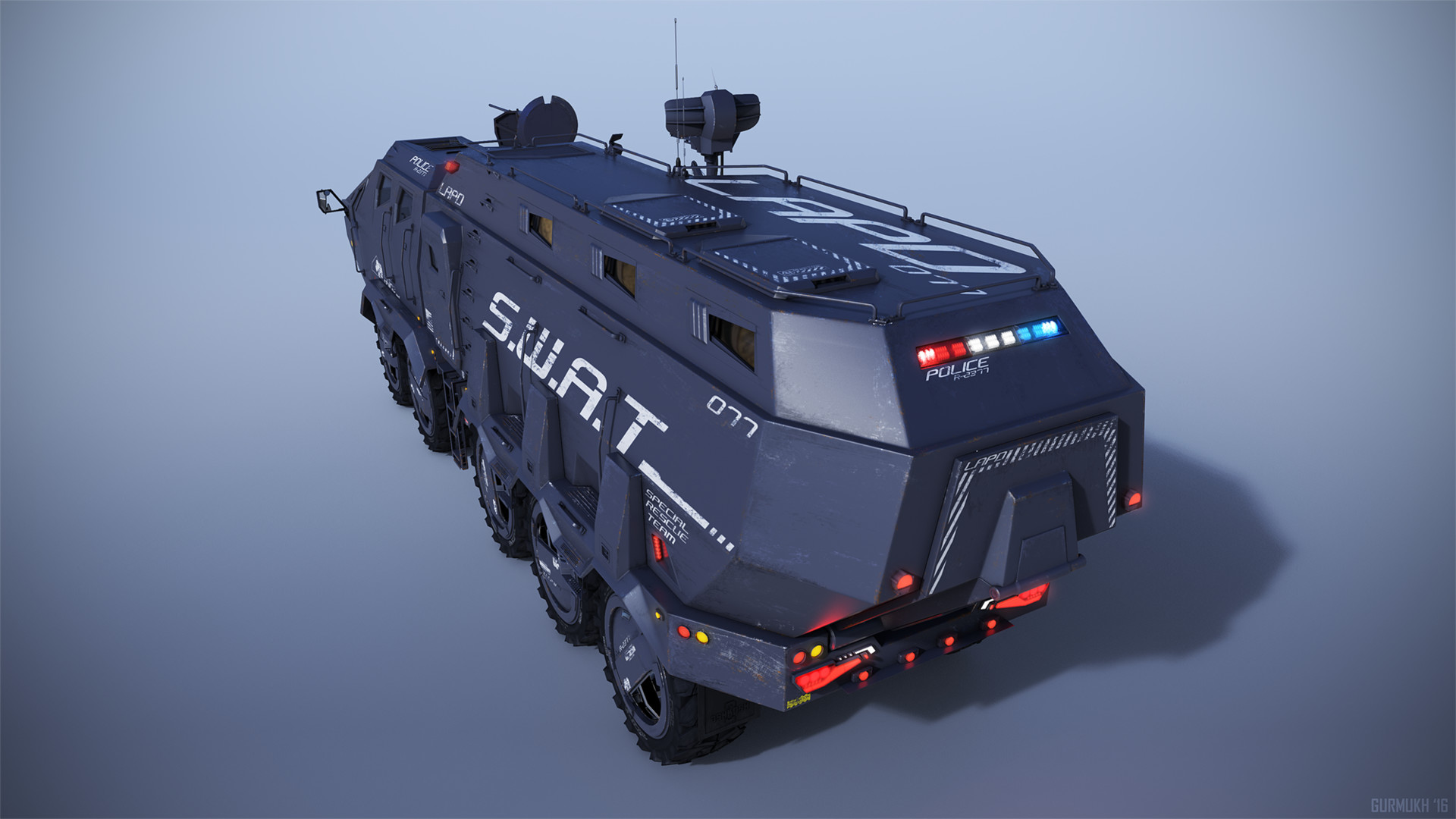 Gurmukh bhasin gurmukh swat truck final 02bs