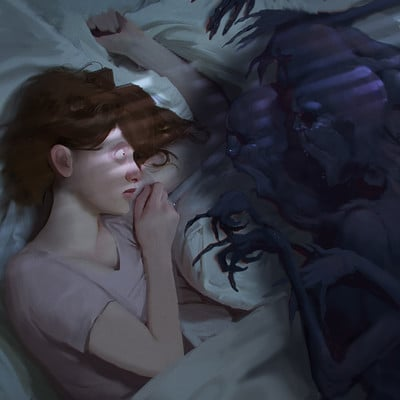 Alex konstad sleepparalysis