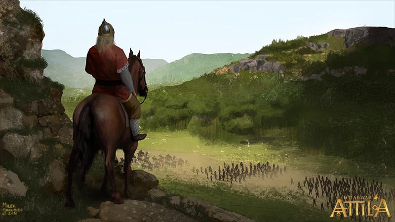 Milek jakubiec army overview barbarian