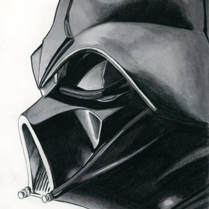 Concept Vader Sketch Cover