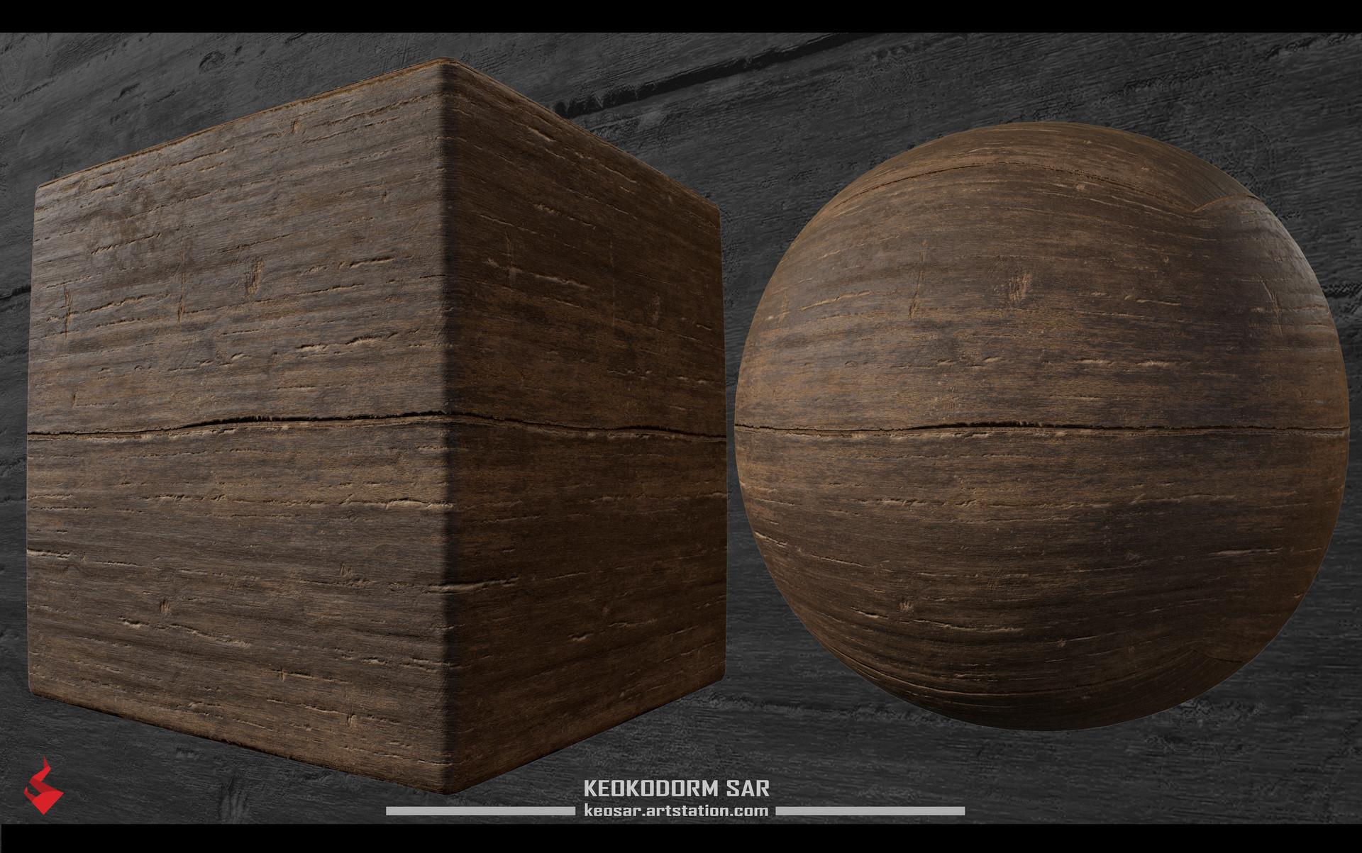 Keokodorm sar keosar wood b