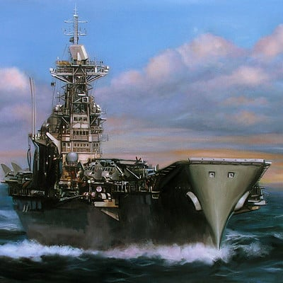 Luis tomas redondo oil naval