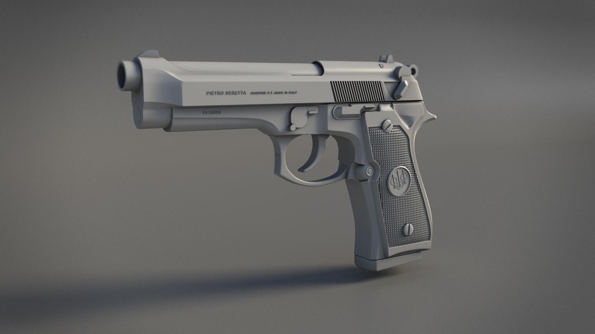 Beretta - Left