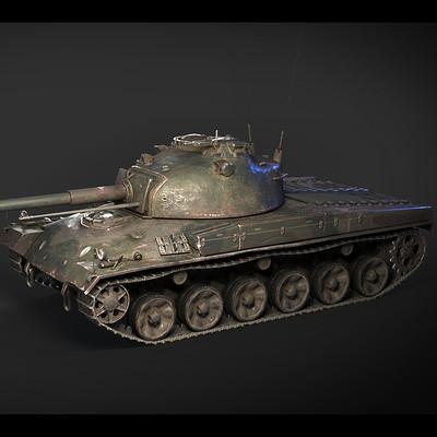 Aleksander galevskyi panzer 58 corona