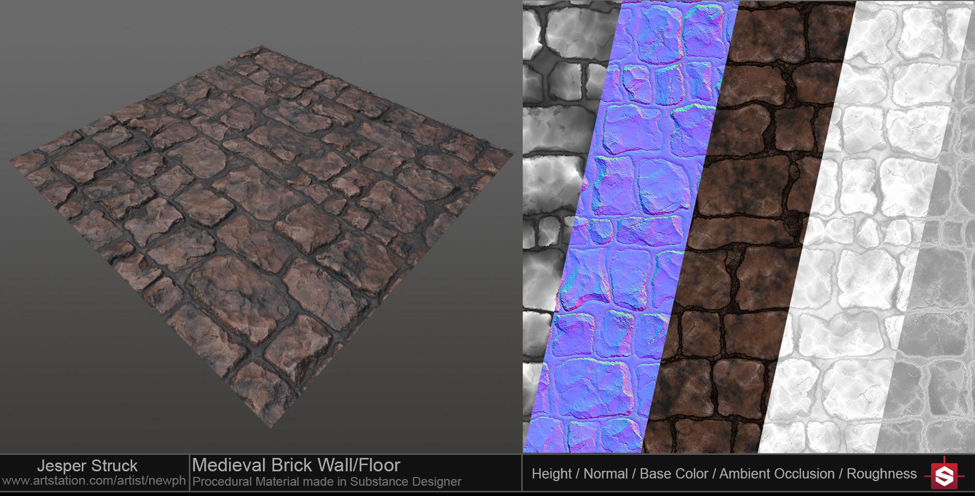 Jesper struck brick wall portfolio 01