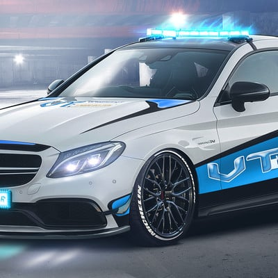 Dylan di dio c63 safety car virtualtuning it version