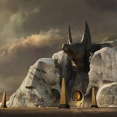 Gods of Egypt - Tomb