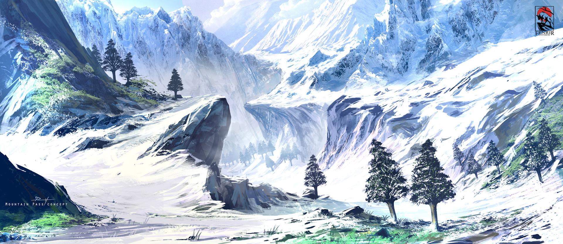Daniel pellow mountain pass3