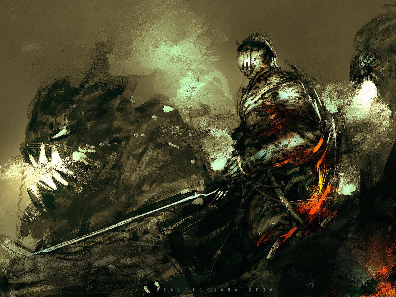 Benedick bana knight study editing lores