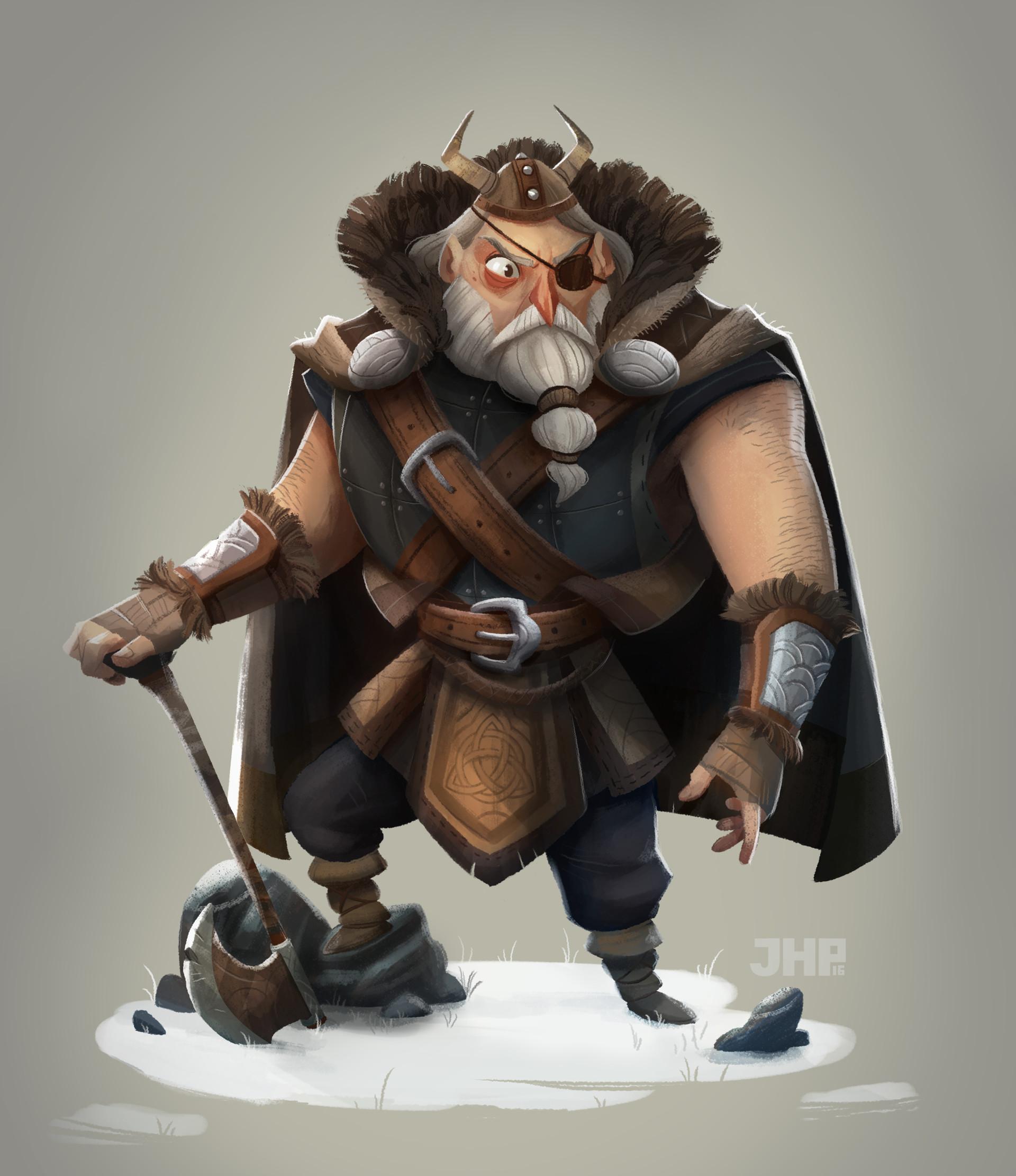 Joao henrique pacheco vikink