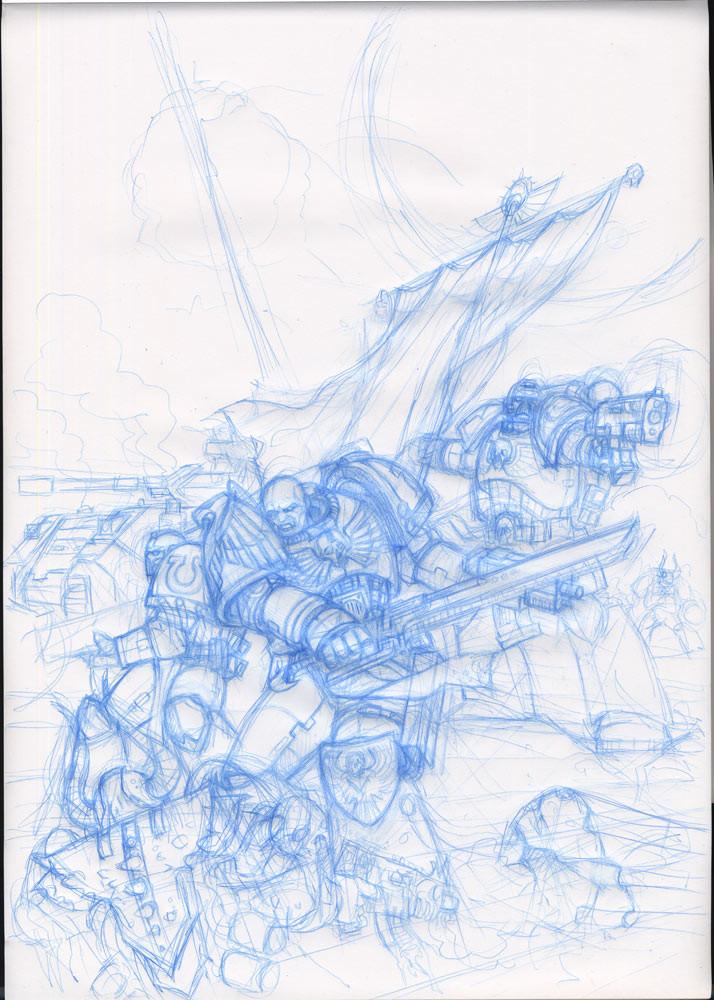 Stefan kopinski blue sketch lores