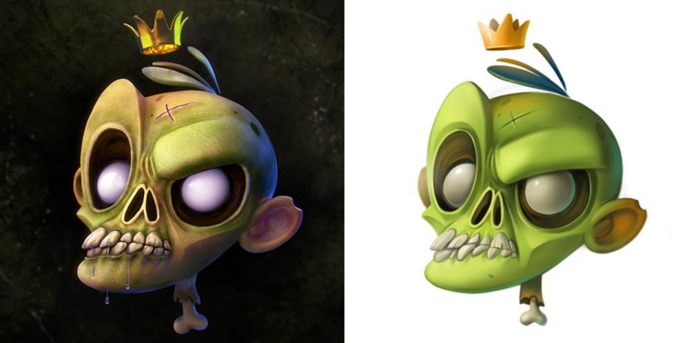 Fabio wasques zombie concept