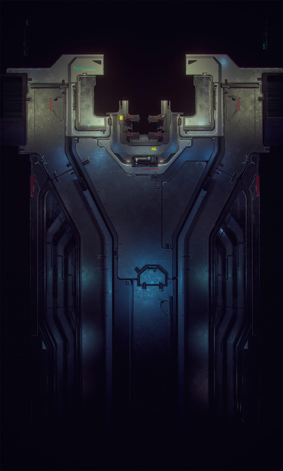 isolated floor