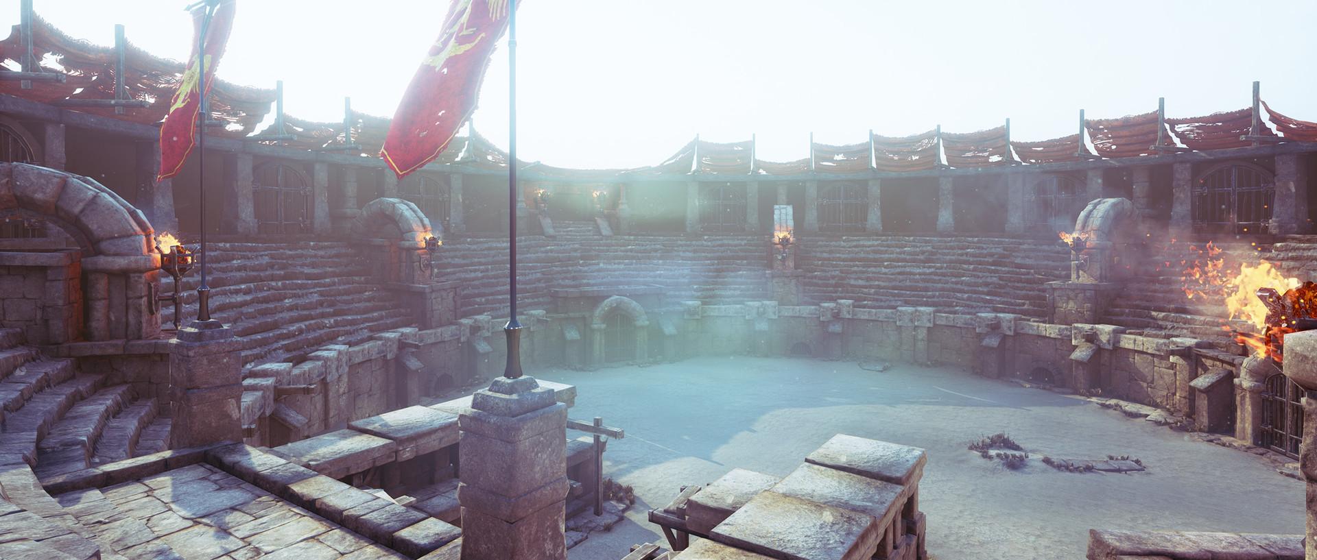 Gladiadores em Roma, caçadores de monstros Nikola-damjanov-arena-still-nikola-damjanov-08