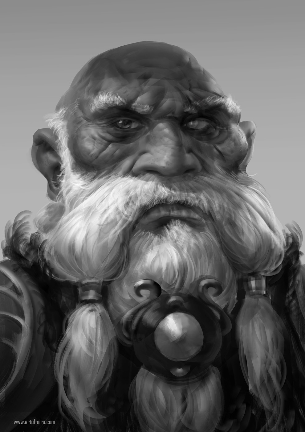 Mad dwarf