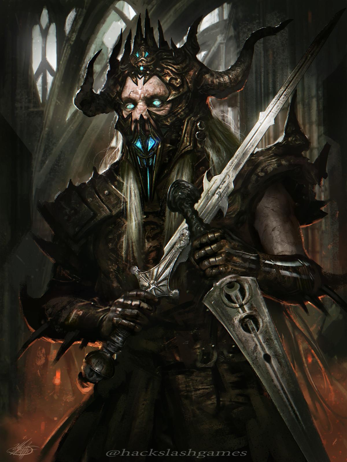 Demonic Swordmaster