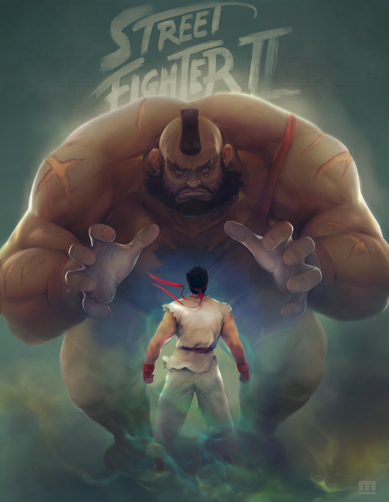 Max berthelot streetfighter onecredit hd2