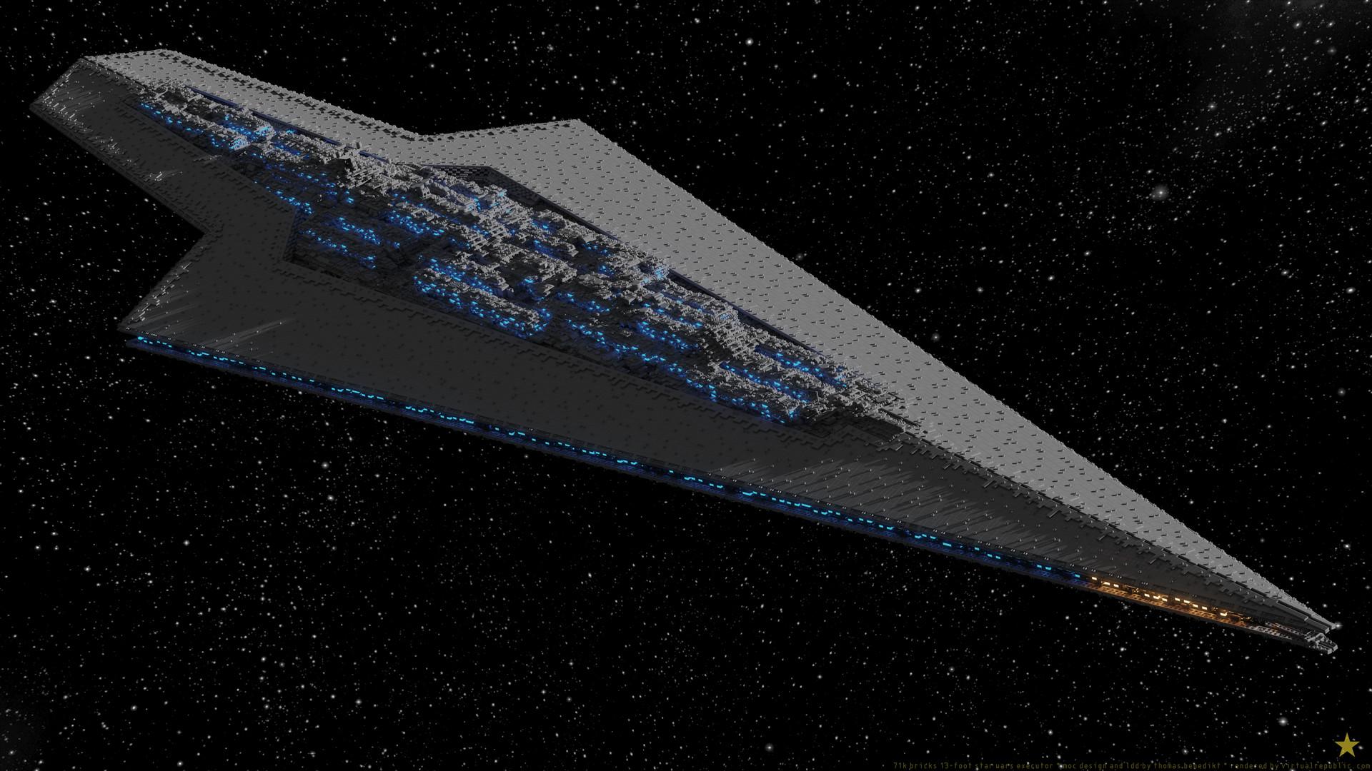 El Presidente Lego 174 Star Wars Executor