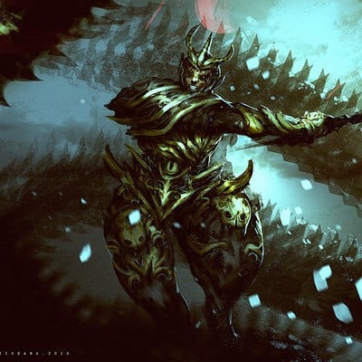 Benedick bana serpent slayer king lores