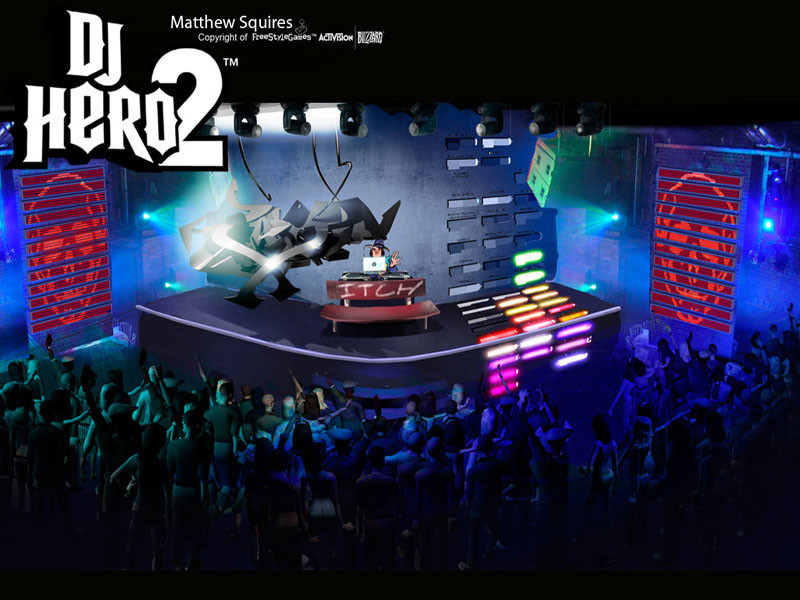 Environment concept for DJHERO2