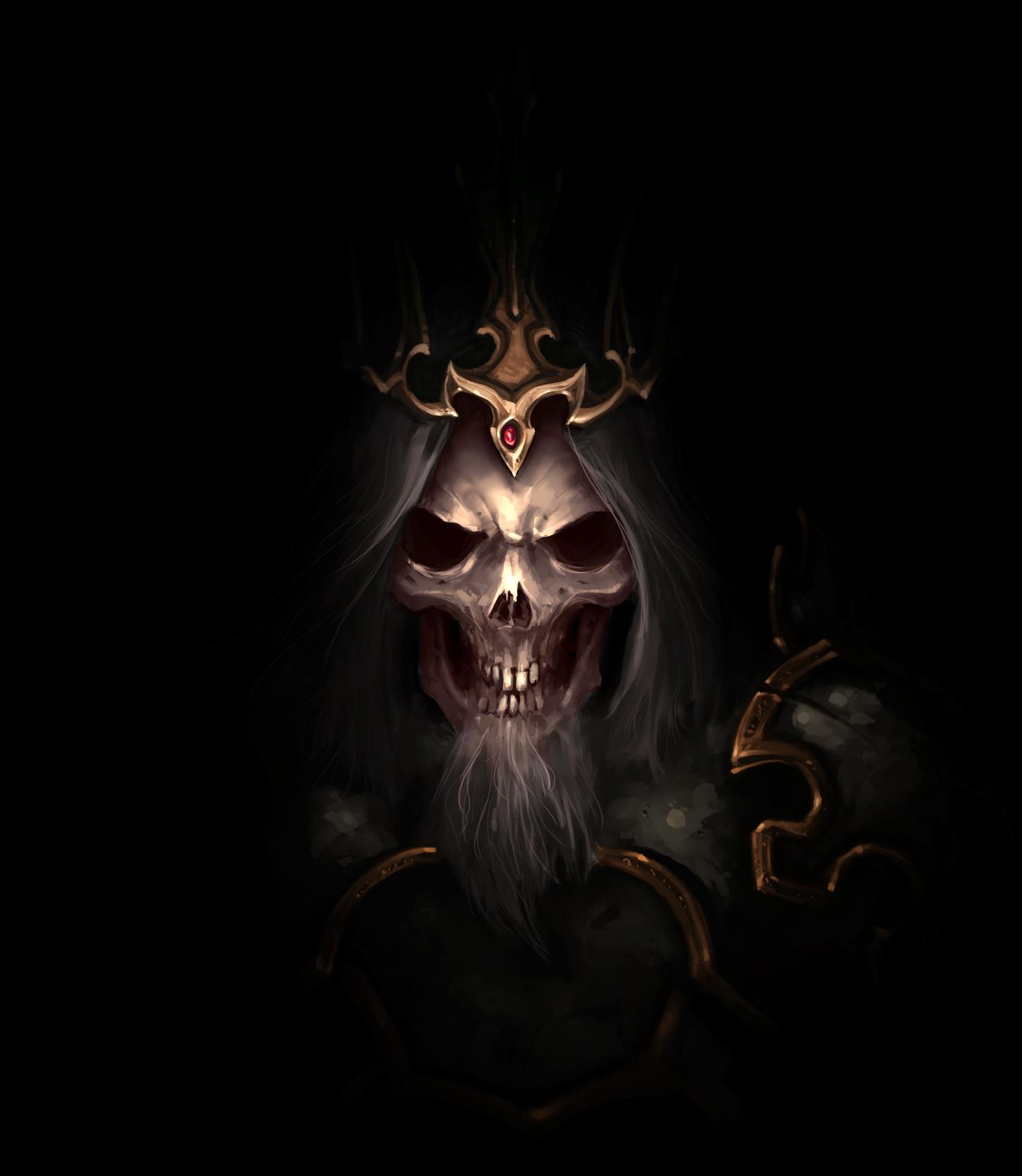 Diablo 3 - Evil Faces